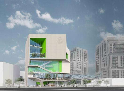Courtesy of Kimmel Eshkolot Architects