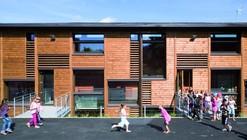 Escuela en Montrottier / Tekhnê Architects