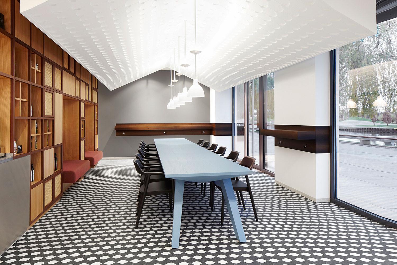 das brot at the autostad designliga archdaily. Black Bedroom Furniture Sets. Home Design Ideas