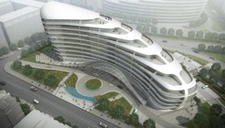 Baku White City Office Building Proposal / ADEC – Azerbaijan Development Company