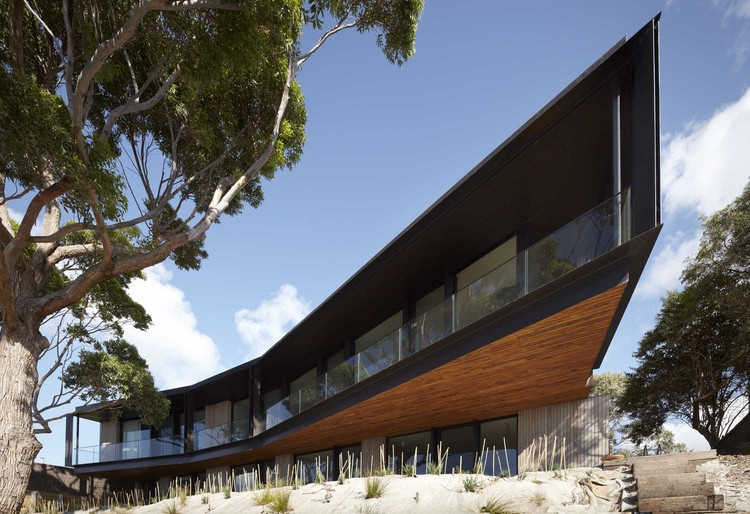 Casa Bluff / Inarc Architects, © Peter Clarke
