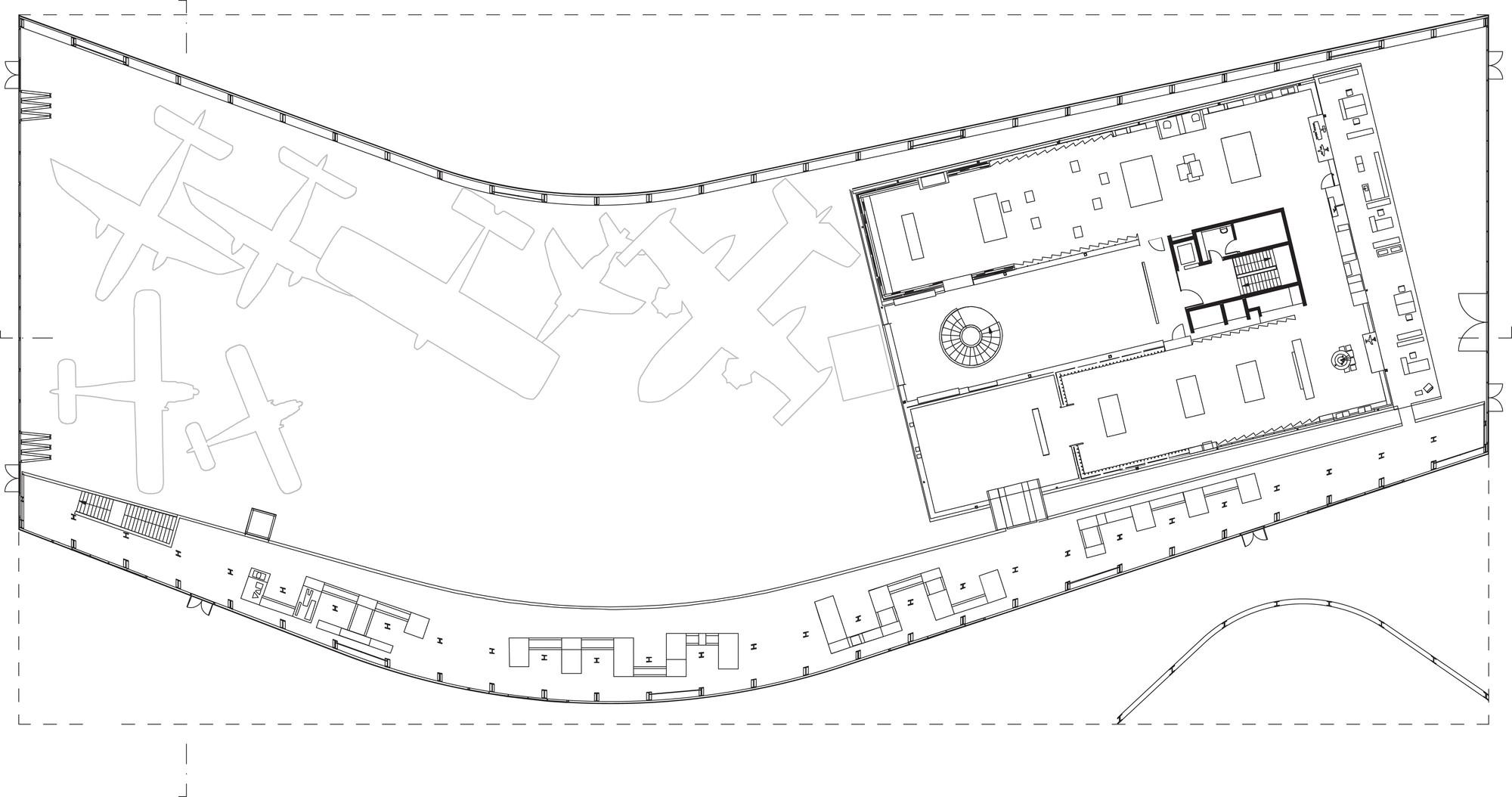 gallery of dornier museum allmann sattler wappner architekten 14. Black Bedroom Furniture Sets. Home Design Ideas