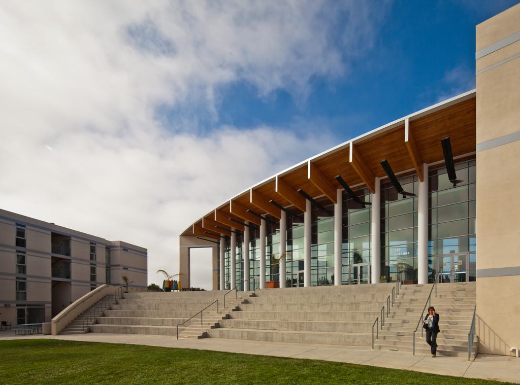 Eleanor Roosevelt College © Darren Bradley