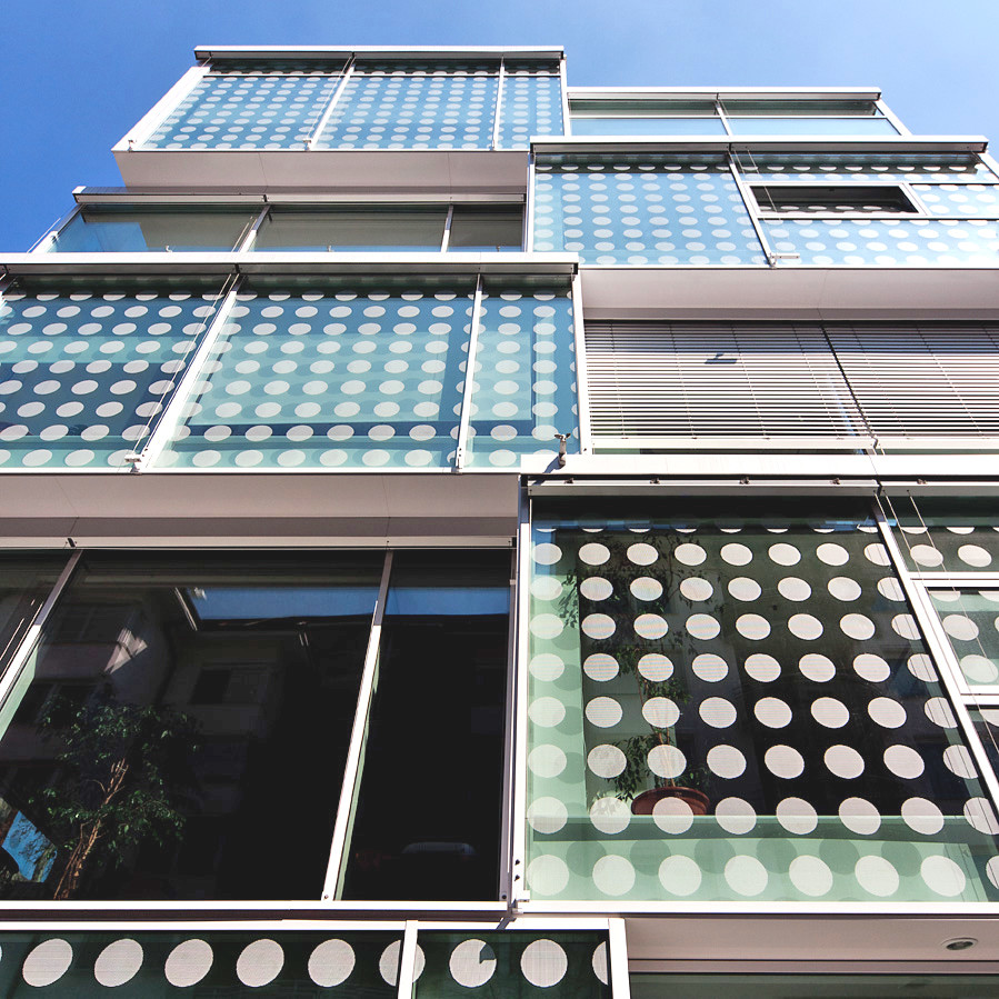 Gallery of vibrant geometry 3h architecture ltd 2 for Architect ltd