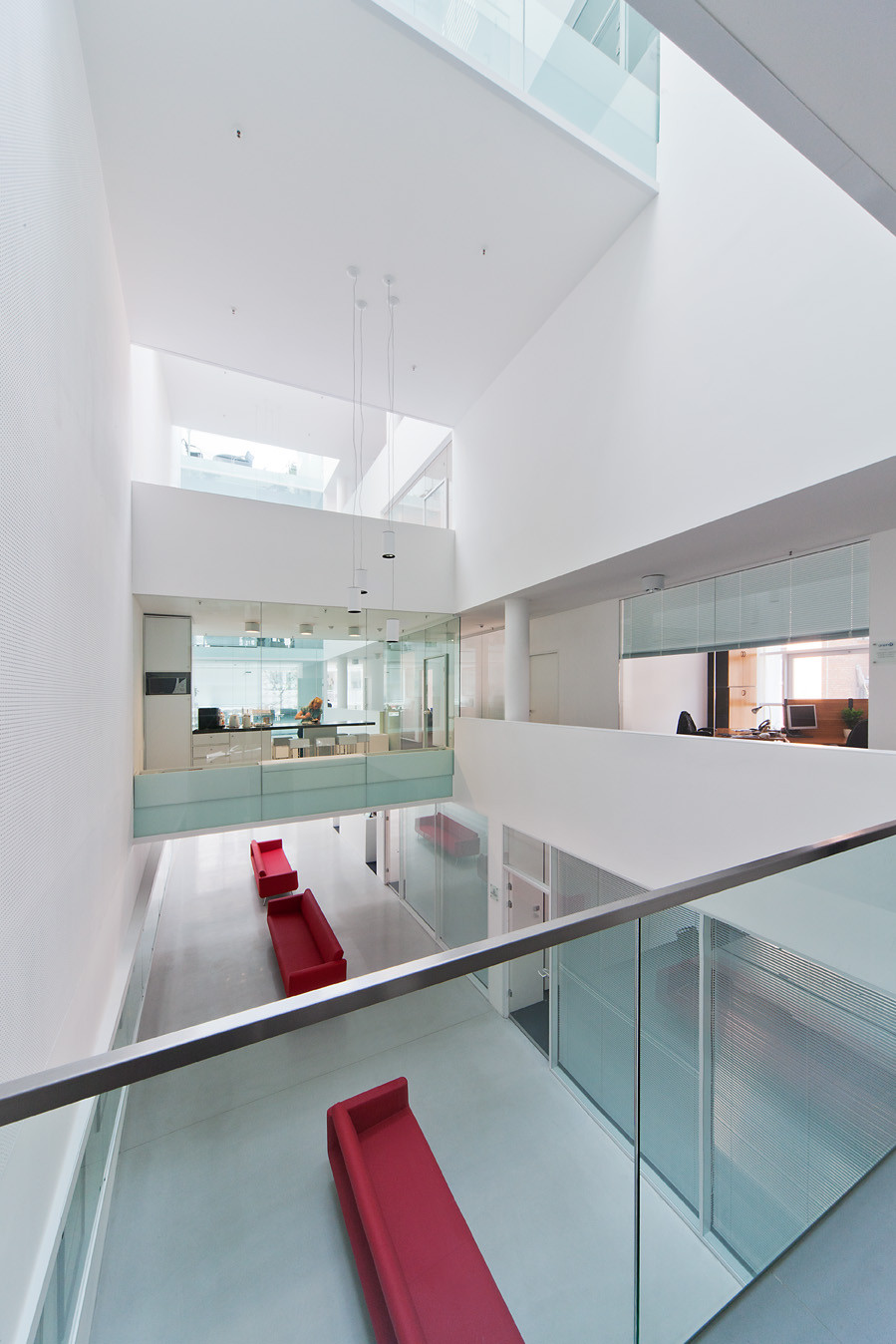 Gallery of vibrant geometry 3h architecture ltd 7 for Architect ltd