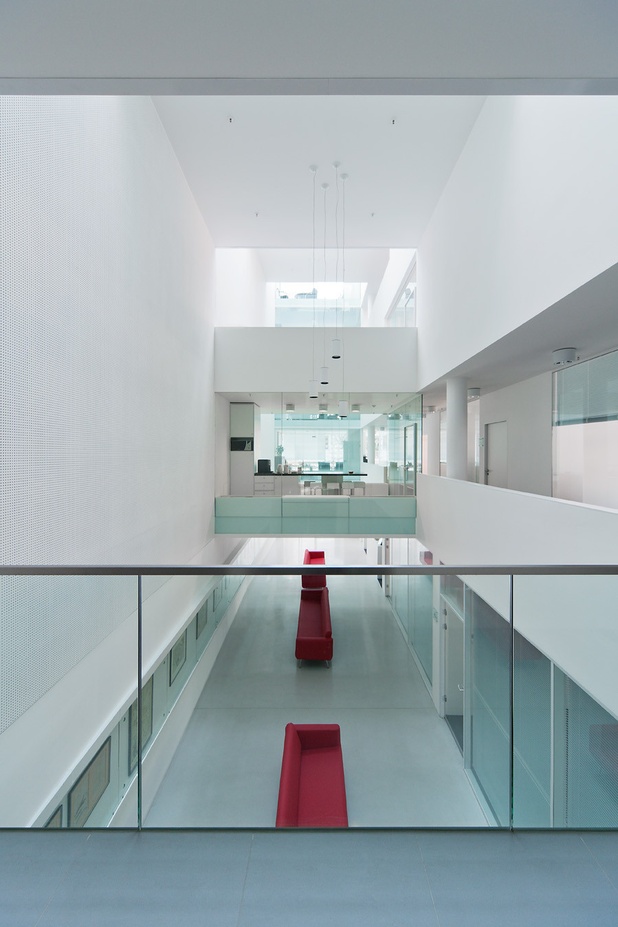 Gallery of vibrant geometry 3h architecture ltd 4 for Architect ltd