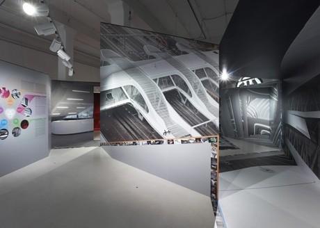 'Motion Matters' Exhibition / UNStudio, © Christian Richters
