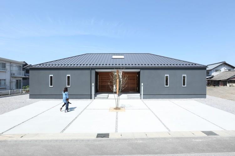 Casa Aisho / ALTS Design Office, Cortesía de ALTS Design Office