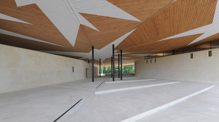 Centro Funeral Welkenraedt / Dethier Architectures, © Serge Brison
