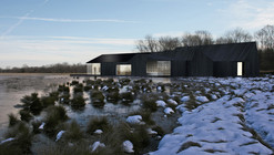 Great Fen Visitor Center Winning Proposal / Shiro Studio