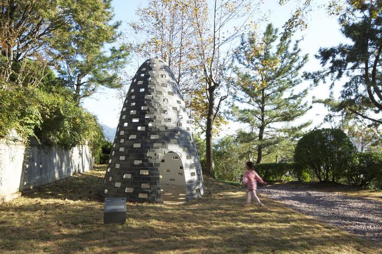 Brick-Pod Pavilion / Kazuya Morita Architecture Studio, © Kazuya Morita Architecture Studio