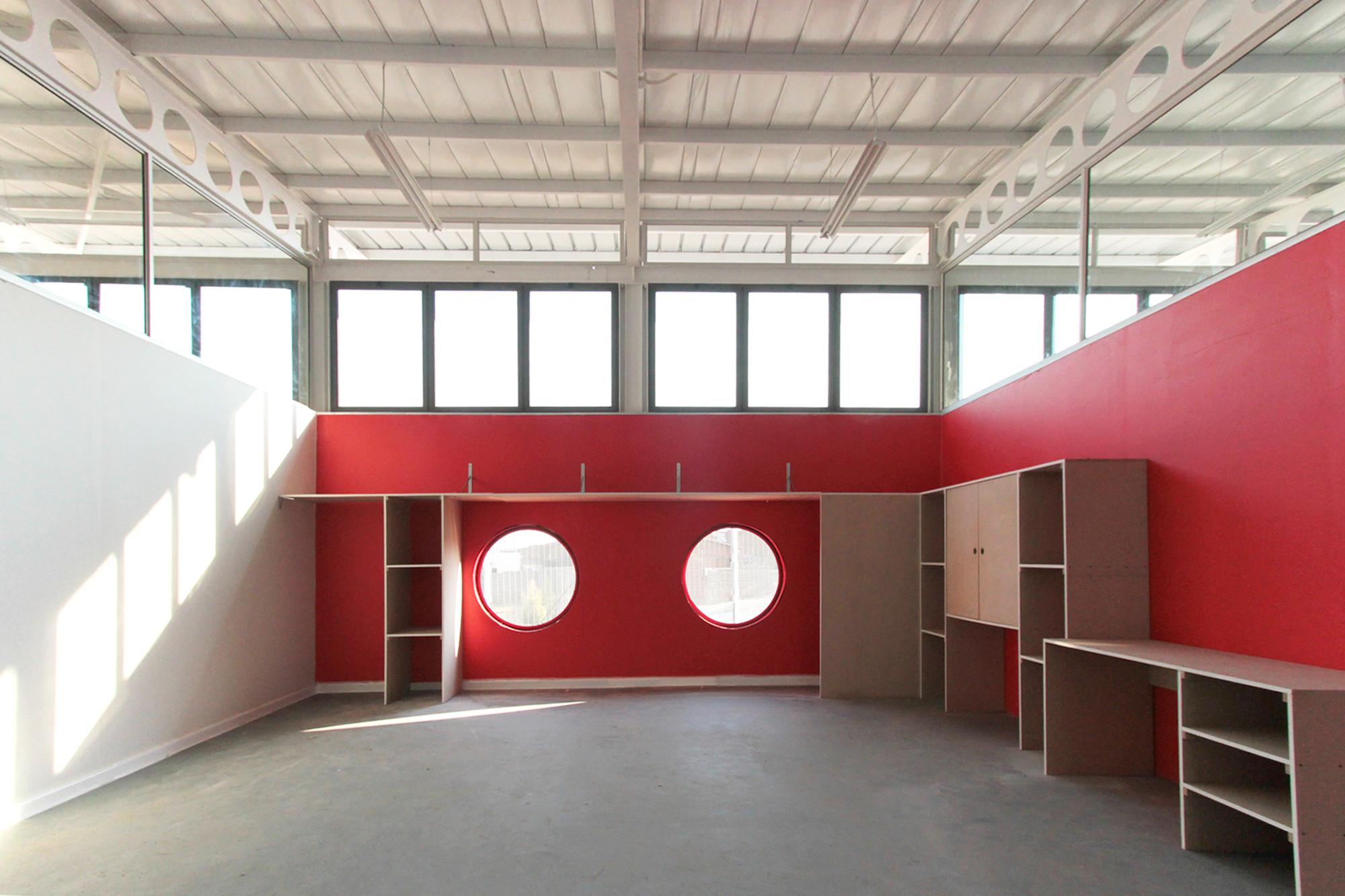 Gallery of the armadillo cr che cornell university - Cornell university interior design program ...