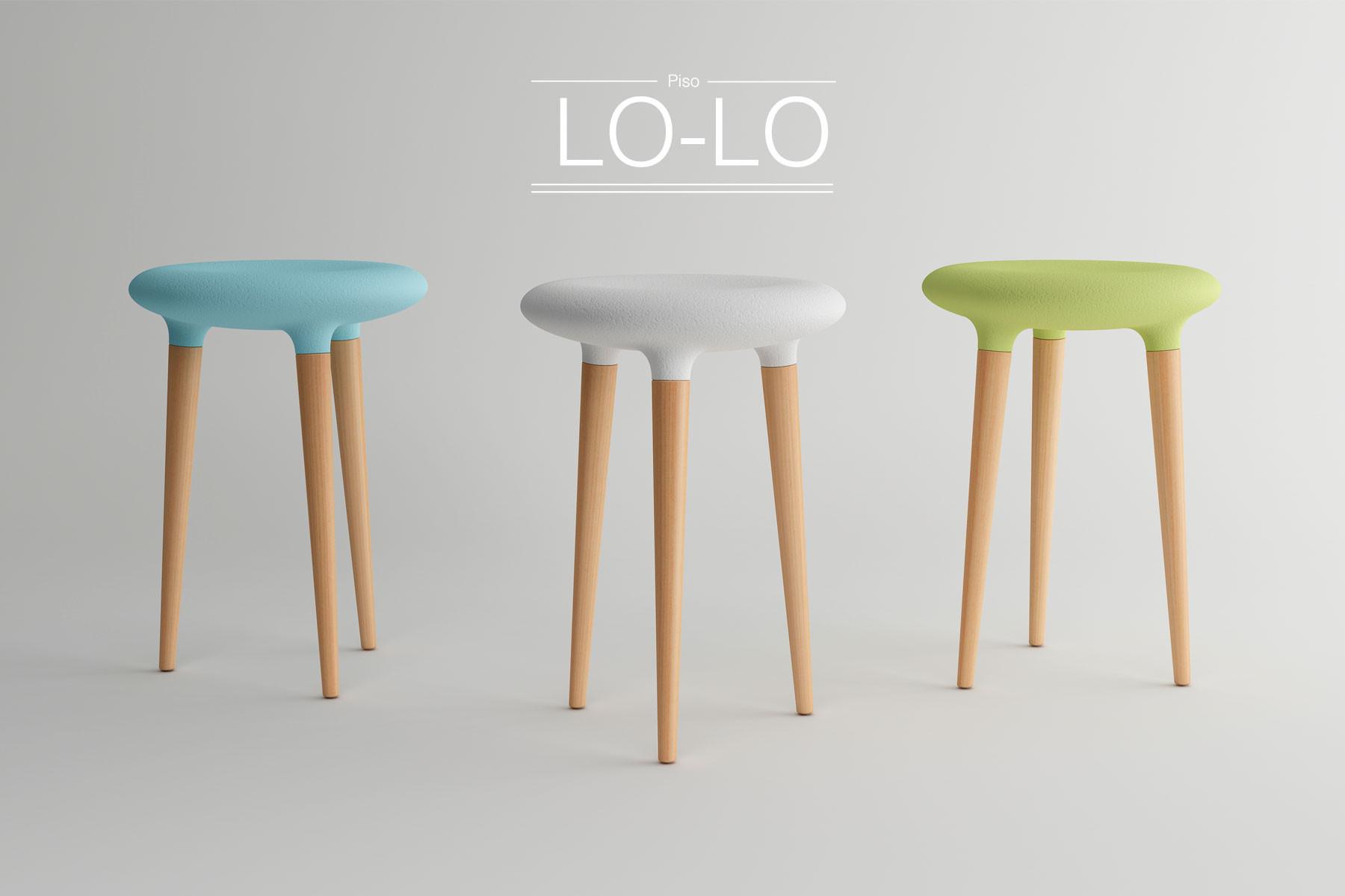 Piso Lolo / Pablo Llanquin, Courtesy of Pablo Llanquin