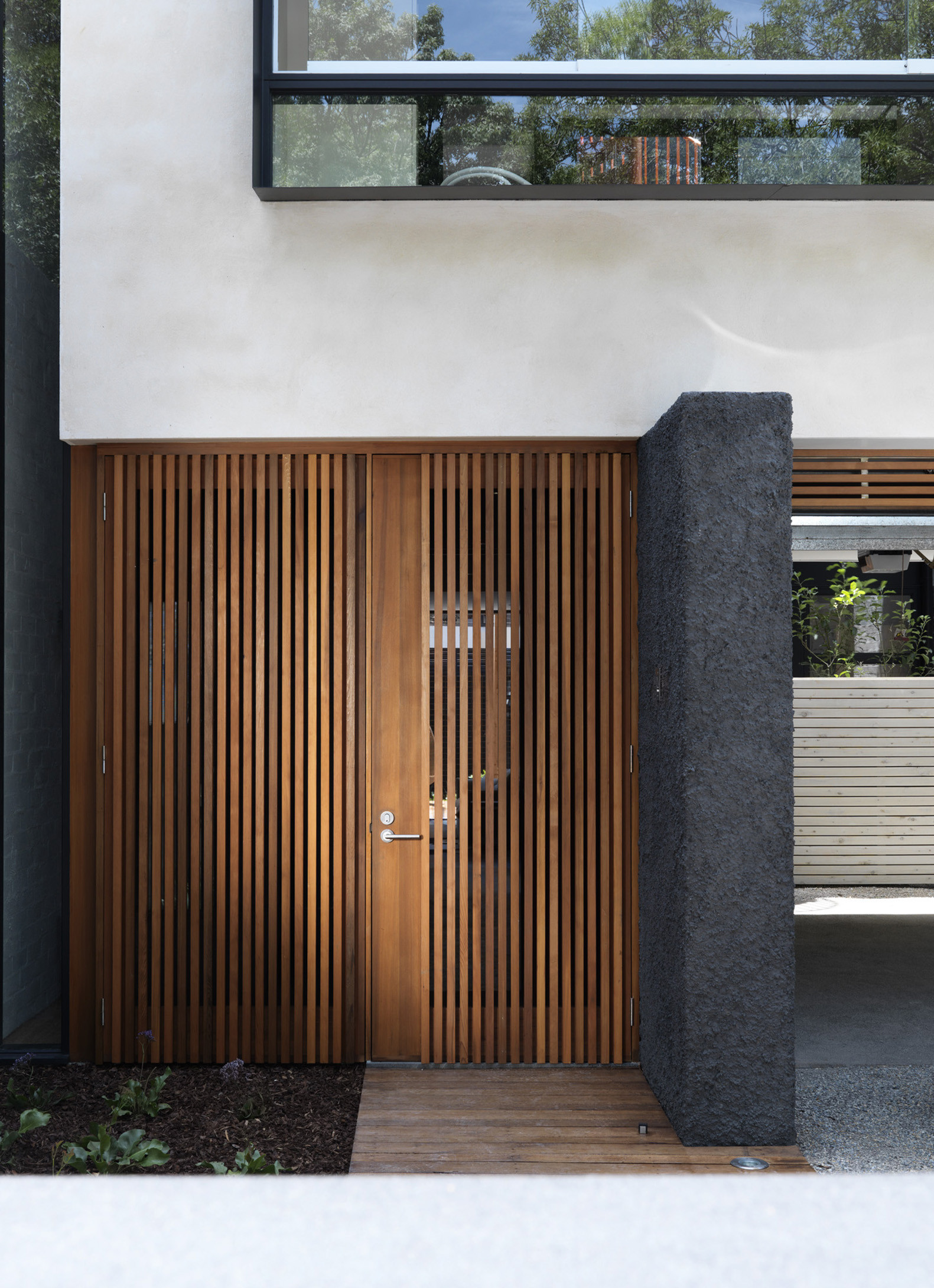 gallery of elwood townhouses mcallister alcock architects 10
