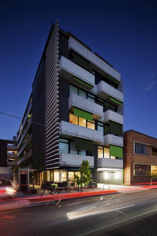 Departamentos Harper Lane / McAllister Alcock Architects + Neometro, © Shannon McGrath