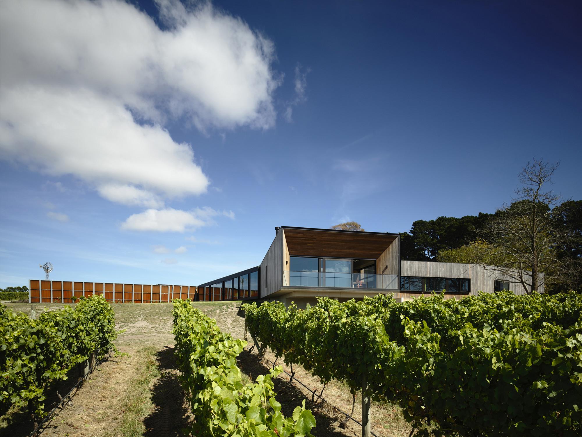 Main Ridge House / McAllister Alcock Architects, © Derek Swalwell