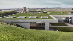 Complejo de Monitoreo del Túnel Hausmannstaetten / Dietger Wissounig Architekten