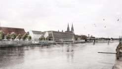 Museum of Bavarian History Competition Entry / Mauro Turin Architectes