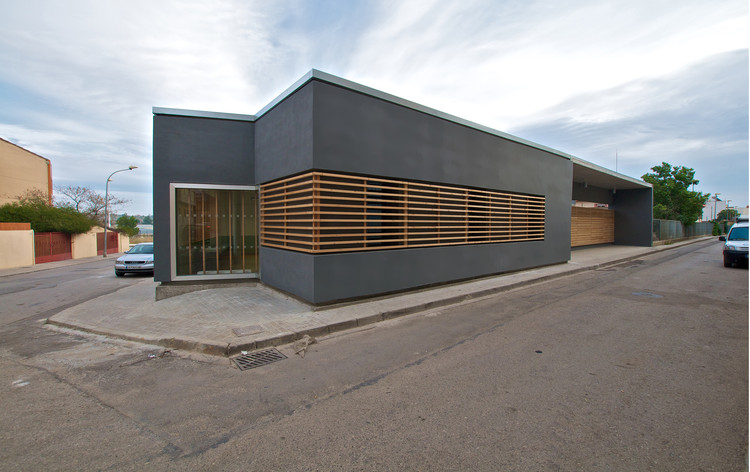 Escuela infantil en Cheste / García Floquet Arquitectos, Cortesía de García Floquet Arquitectos
