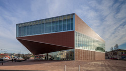 Media Library of Montauban / Colboc Franzen & Associés