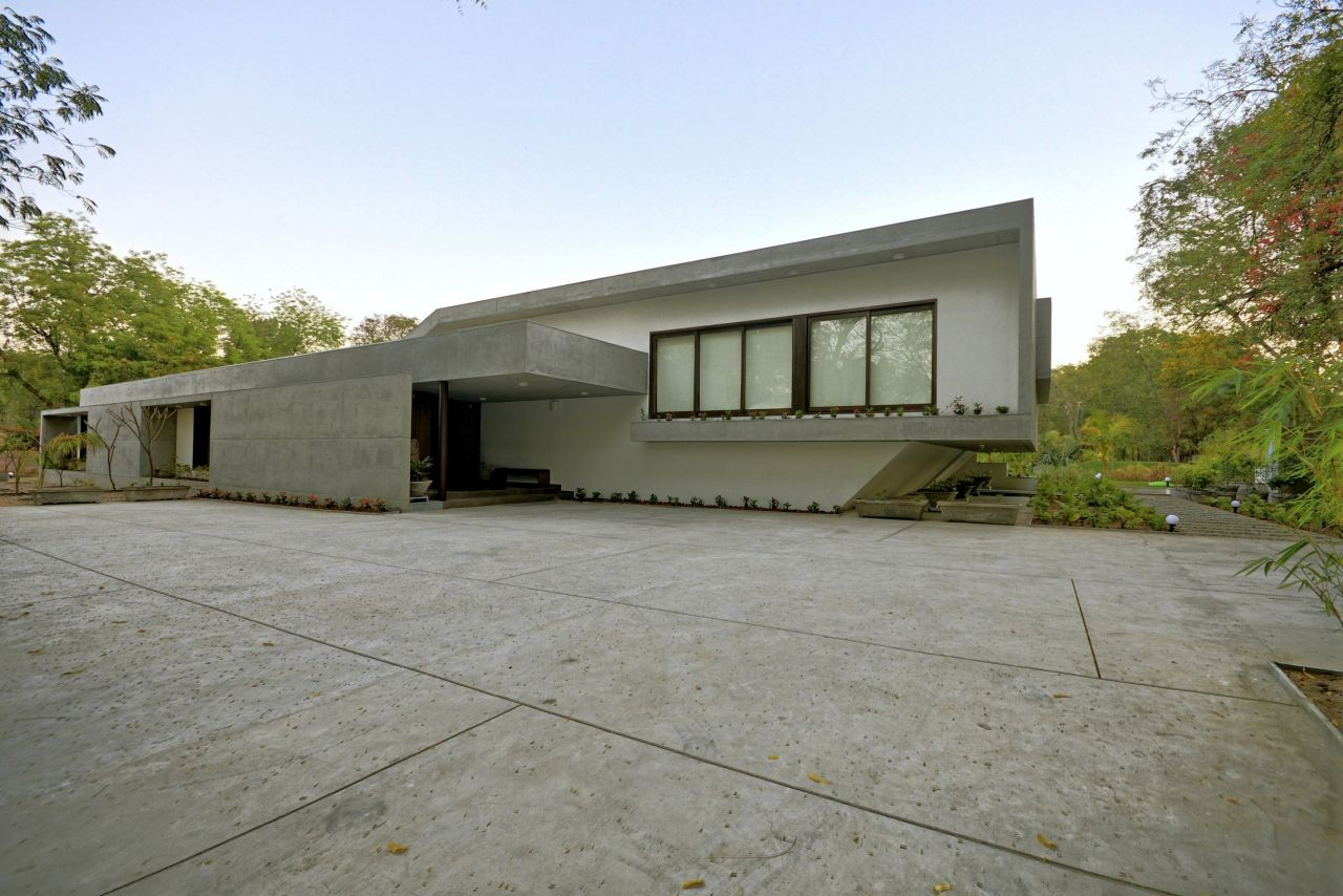 gallery of aranya house modo designs 6