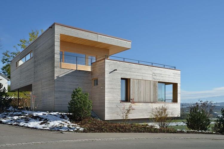 Residencia Weinfelden / K_m Architektur, © Sabrina Scheja