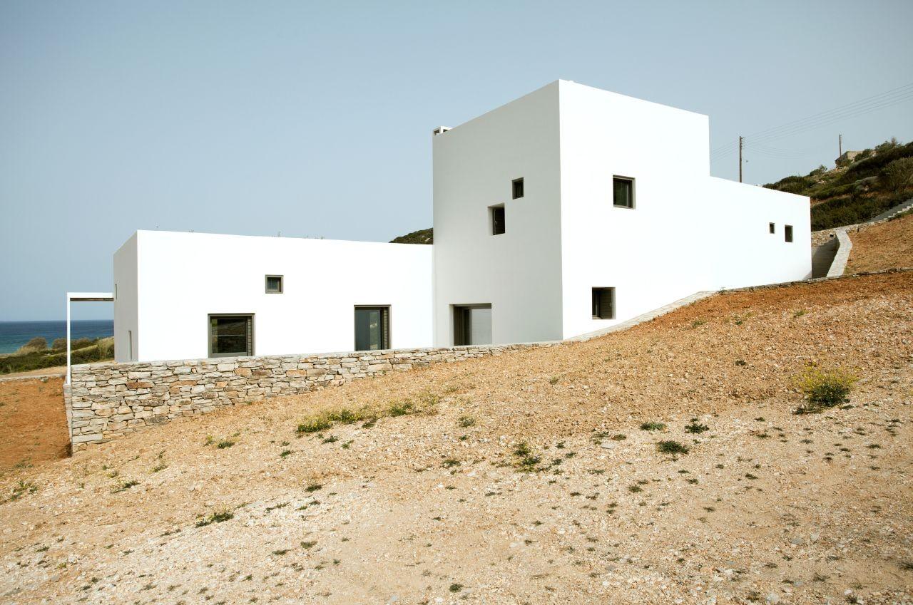 X House / Paan Architects, © Yiannis Hadjiaslanis