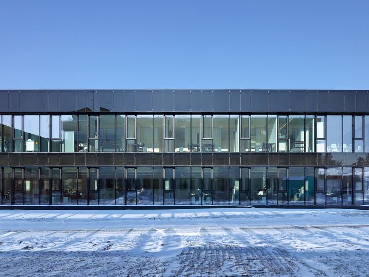 Extensión del Centro de Investigación Nestlé  / Burckhardt + Partner, Cortesía de Burckhardt + Partner
