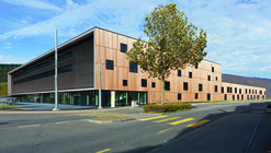 New Office and Production building / Burckhardt + Partner