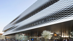 Messe Basel New Hall / Herzog & de Meuron, by Hufton + Crow