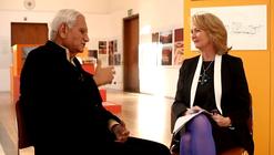 Charles Correa in Conversation with RIBA President Angela Brady