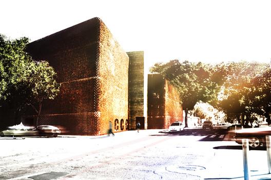 Courtesy of K+P Architects