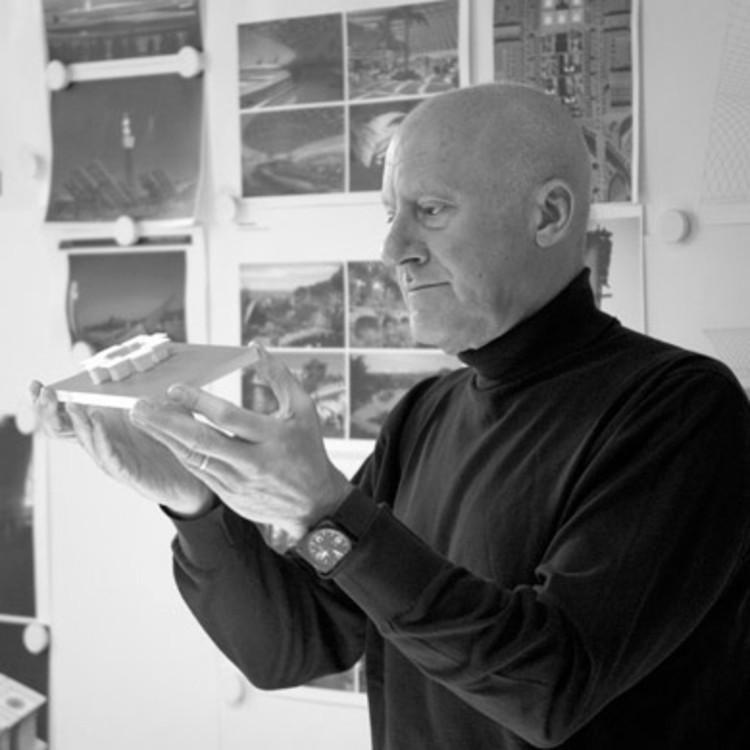 En perspectiva: Norman Foster, Cortesía de Foster + Partners