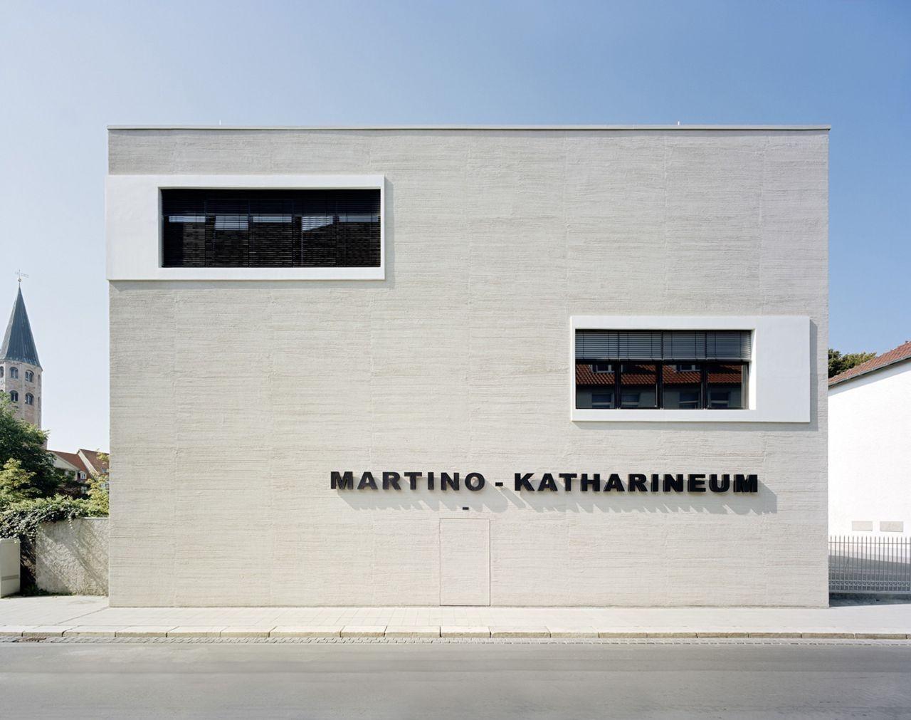 Martino-Katharineum High School / KSP Jürgen Engel Architekten, © Klemens Ortmeyer