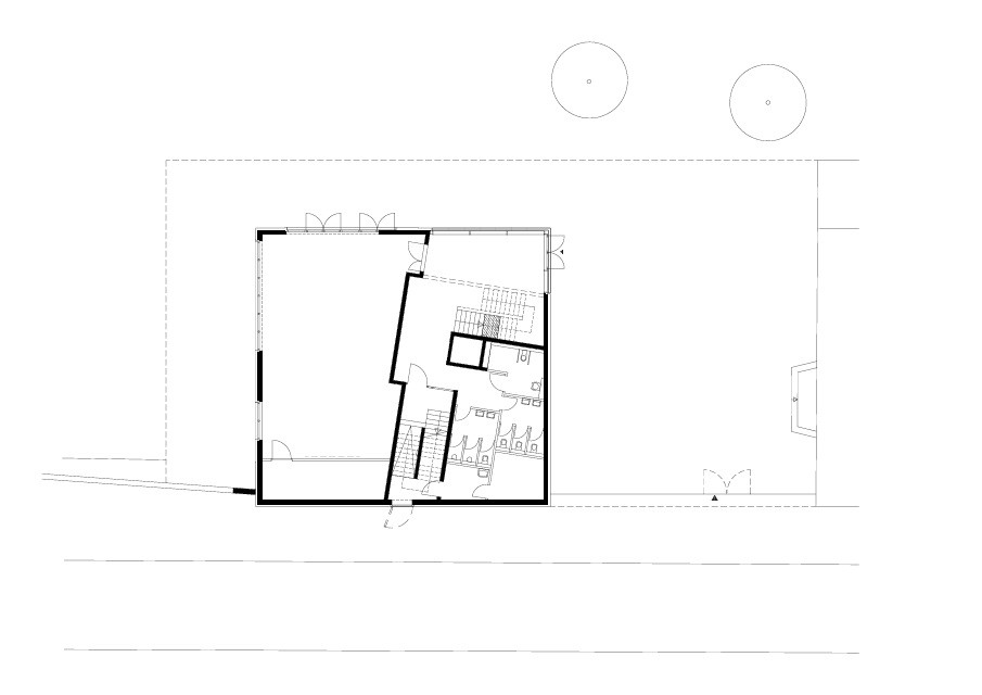 gallery of martino katharineum high school ksp j rgen. Black Bedroom Furniture Sets. Home Design Ideas