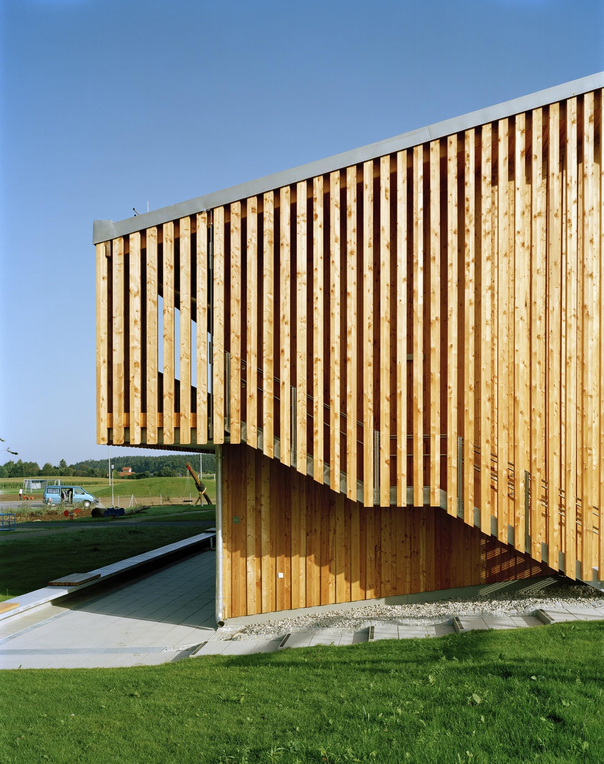gallery of kindergarten aying allmann sattler wappner architekten 4. Black Bedroom Furniture Sets. Home Design Ideas