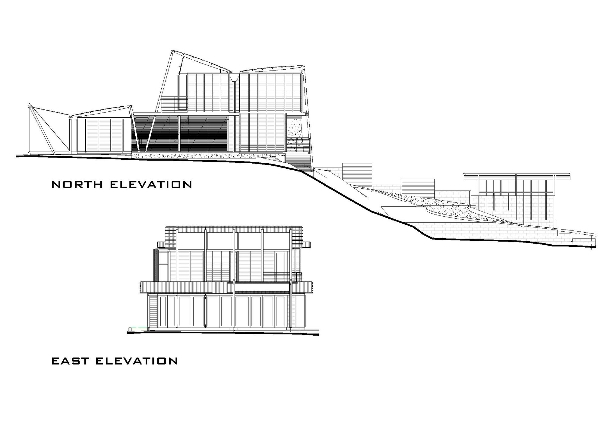 Gallery of currimundi beach house loucas zahos for Beach house elevations