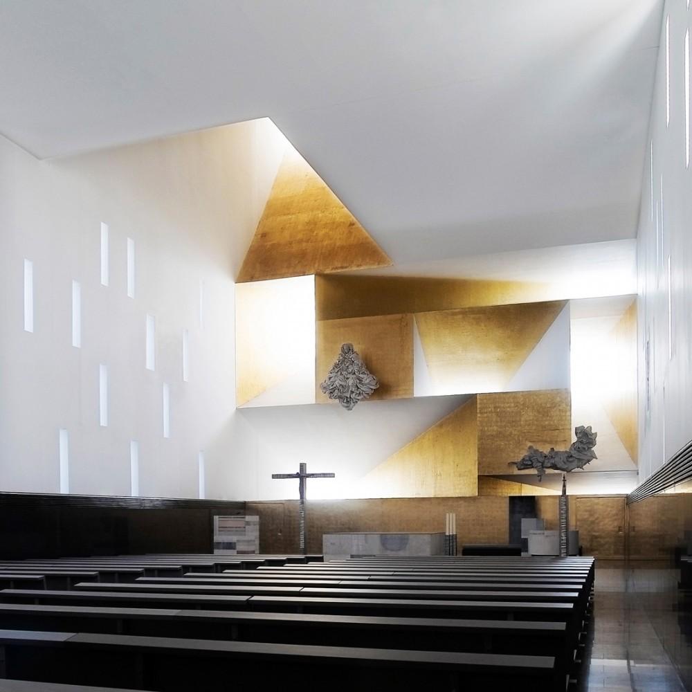 Archivo: La Luz en la Arquitectura Religiosa, © Cortesía de Vincens + Ramos