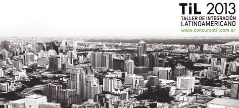 Hoy parte el Congreso Latinoamericano de Arquitectura 2013 en Buenos Aires, Argentina