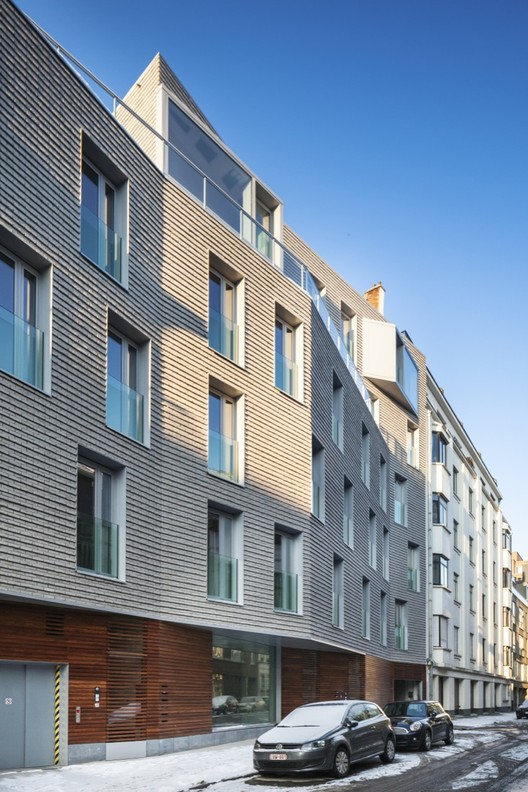 LENS 021 Housing / Urban Platform, © Tim van de Velde