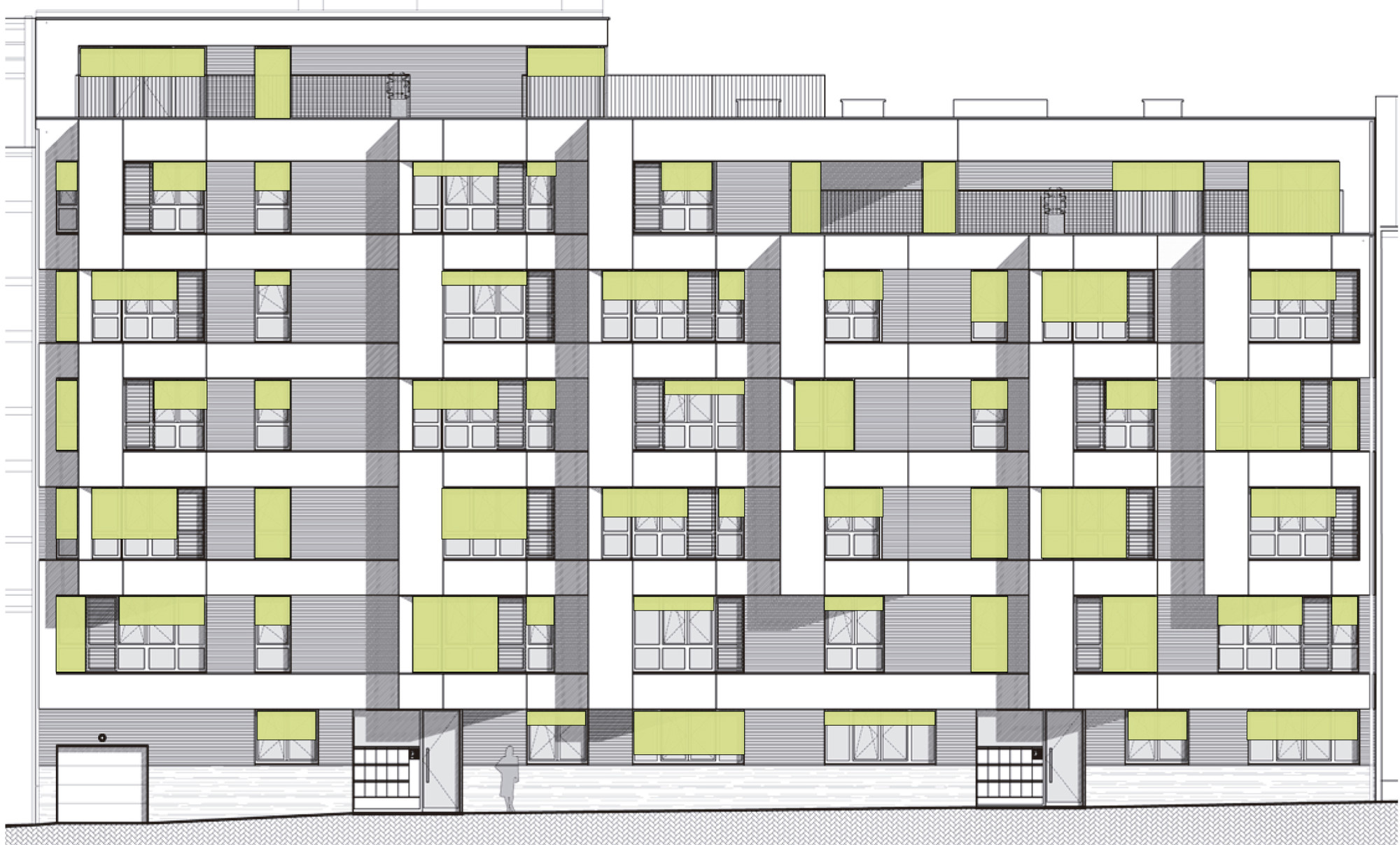 Gallery of SUE 006 Housing / Urban Platform - 20