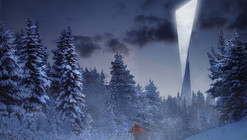 New Tryvann Tower Proposal / MAD Arkitekter