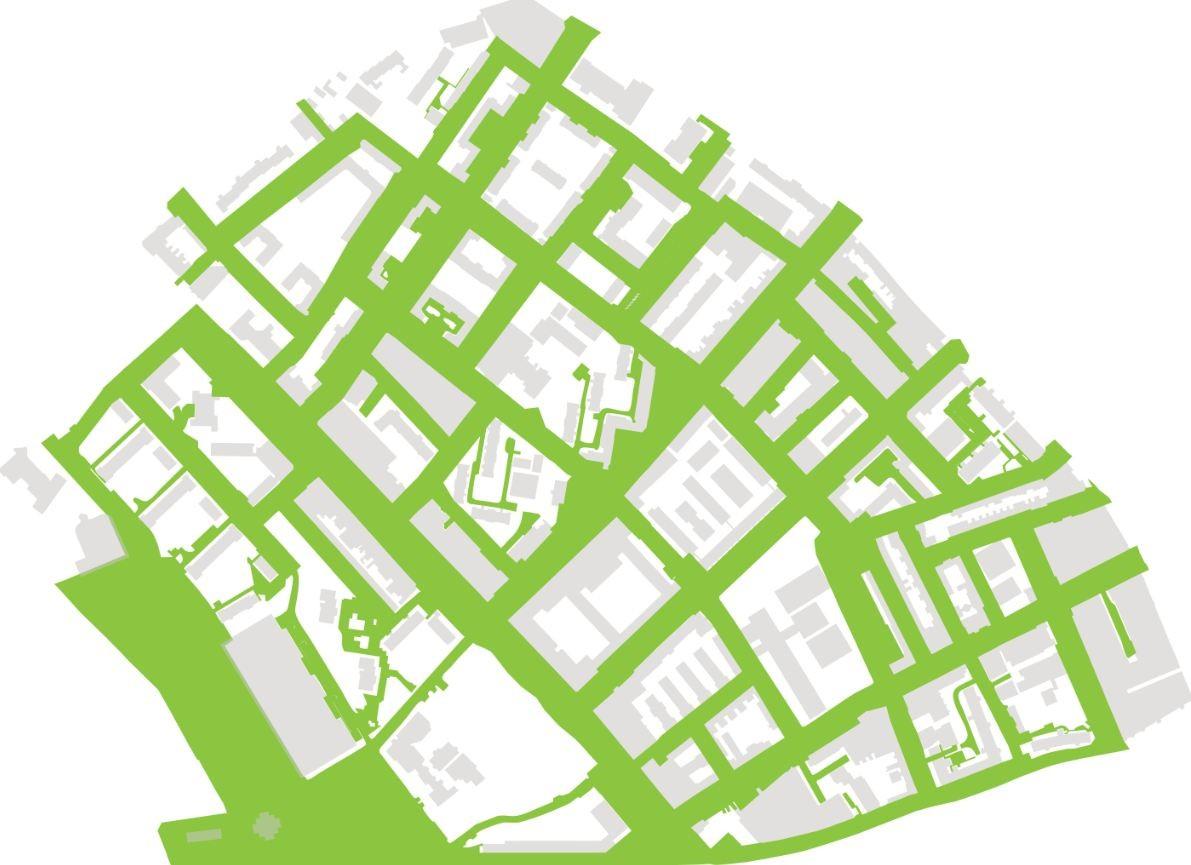 Gallery of Public Realm Plan Proposal / Feilden Clegg Bradley ...