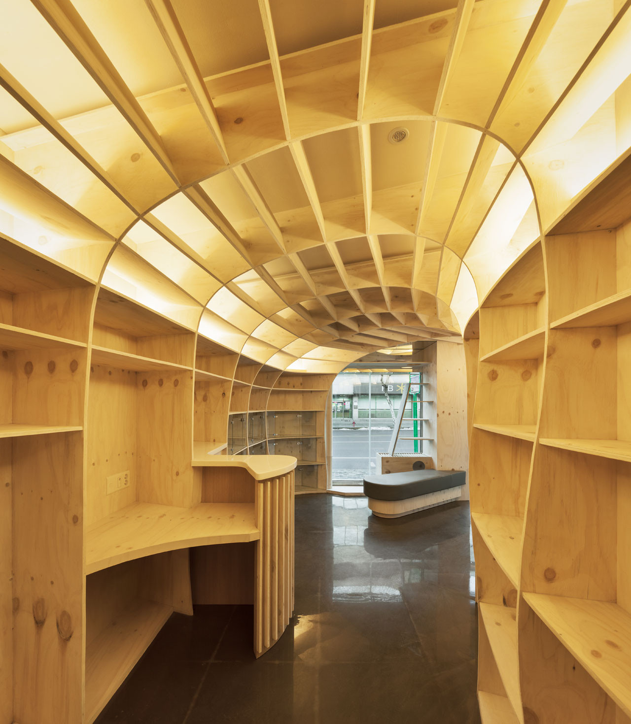 Gallery of a animal hospital jhy architect associates 5 for Architect associates