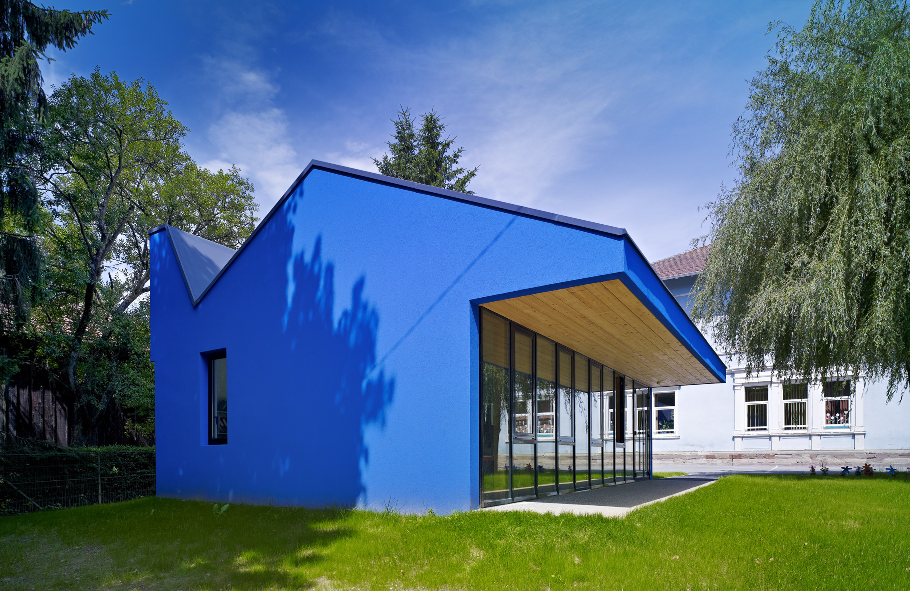 School Classroom / Loïc Picquet Architecte, © Stéphane Spach