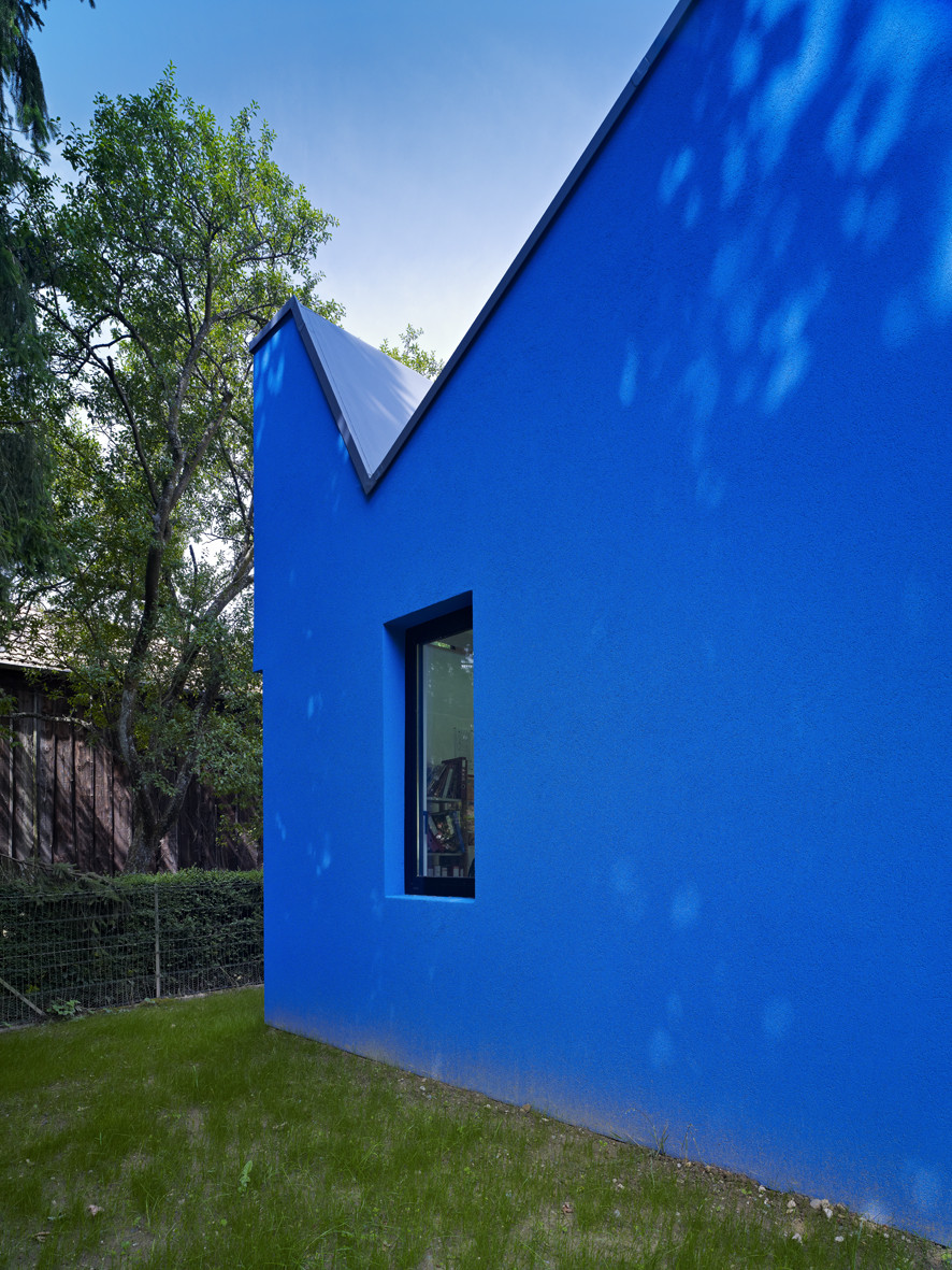 gallery of school classroom lo c picquet architecte 4. Black Bedroom Furniture Sets. Home Design Ideas