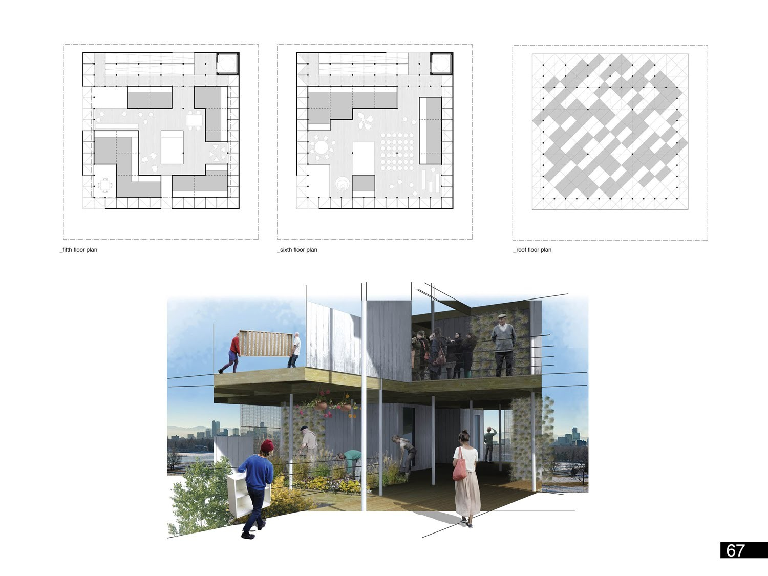 Micro Housing Ideas Competition 2013 Winners Announced | ArchDaily