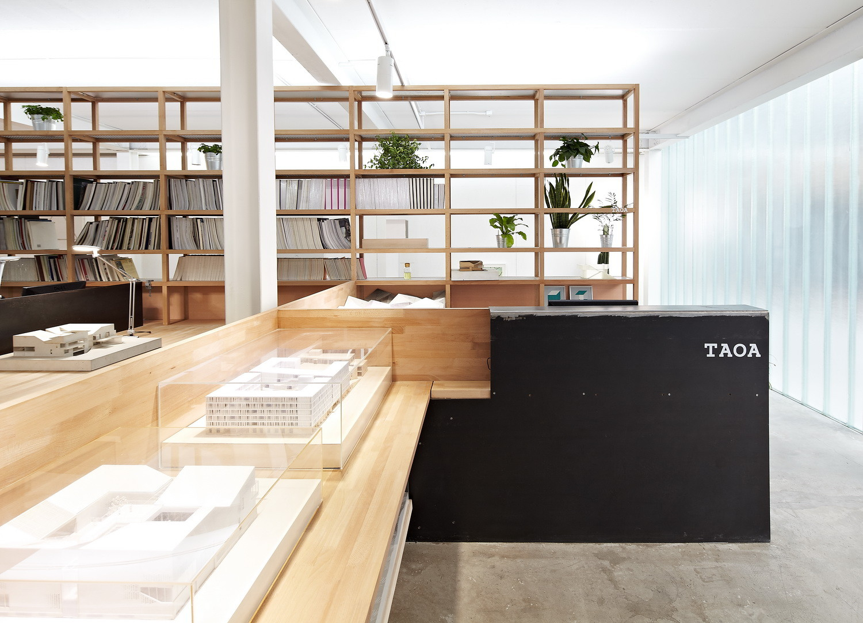 Gallery Of Taoa Studio Tao Lei Architecture Studio