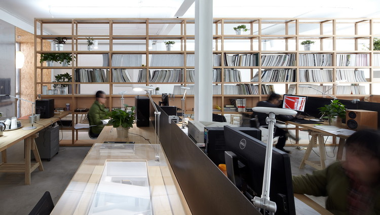 Cortesía de Tao Lei Architecture Studio