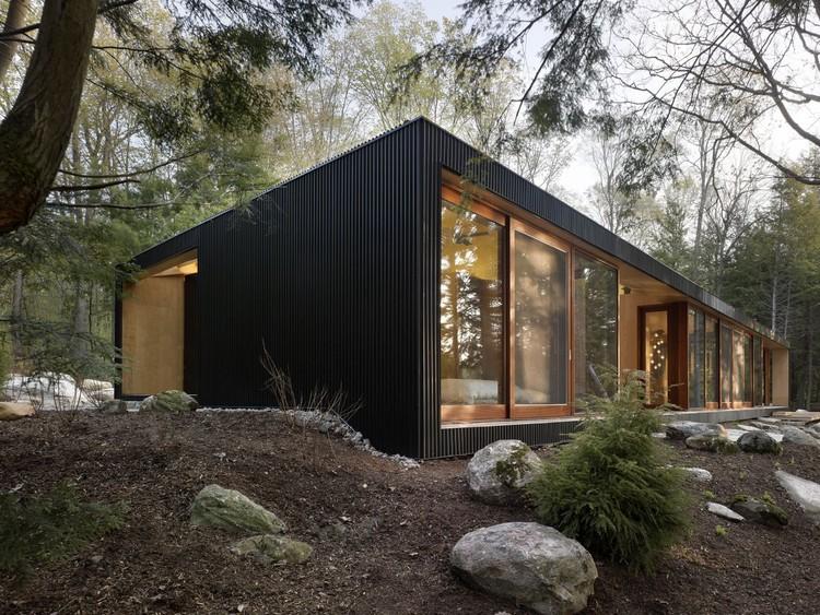 Cabaña en el Lago / MacLennan Jaunkalns Miller Architects, © Ben Rahn/A-Frame